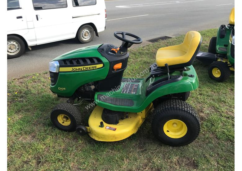 John Deere D105 Standard Ride On Lawn Equipment
