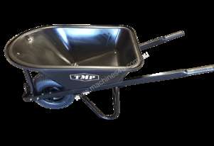 TMP SHORT HANDLE POLY TRAY WIDE WHEEL BARROW