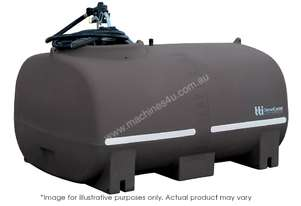 DieselCadet 2000L with 60L/min Pump, Ball Baffle System