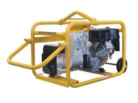 Crommelins 8.5kVA Generator Worksite Approved Petrol - picture0' - Click to enlarge