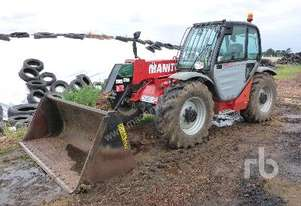 MANITOU MT732 Telescopic Forklift