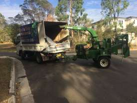 Bandit XP90 9� wood chipper  - picture2' - Click to enlarge