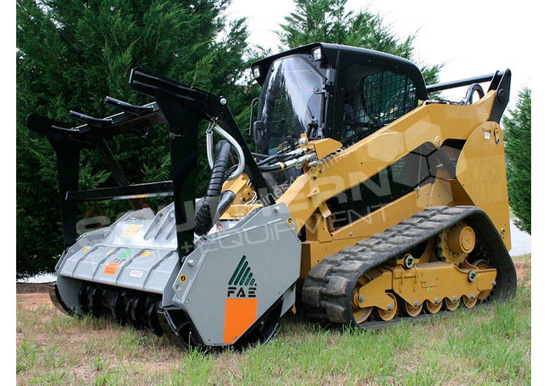 New 2018 fae Forestry mulcher suit CAT Track loaders 40-120