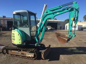 Yanmar 3T Excavator - picture0' - Click to enlarge
