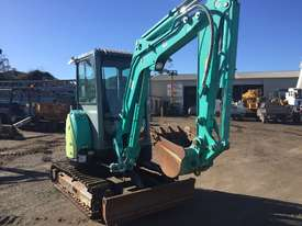 Yanmar 3T Excavator - picture1' - Click to enlarge