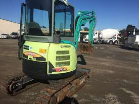 Yanmar 3T Excavator - picture2' - Click to enlarge