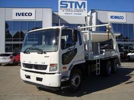 Fuso Fighter 2427 Hooklift/Bi Fold Truck - picture0' - Click to enlarge
