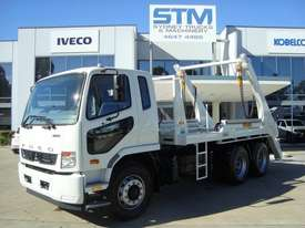 Fuso Fighter 2427 Hooklift/Bi Fold Truck - picture1' - Click to enlarge
