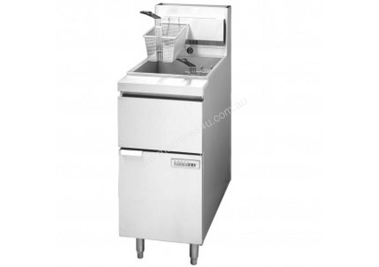 ANETS Goldenfry 14GS.CS Open Pot Fryer
