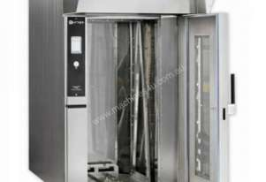ABP Europa Gas Double Rotary Rack Oven - GMAX 128C