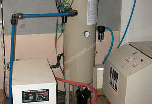 Air Compressor - Dryer and Storage Tank