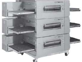Lincoln 1634-3 Self �Contained Conveyorised Impinger Gas or Electric Oven - picture0' - Click to enlarge