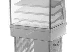 Culinaire CA.FD.T2.1500Ambient Food Display - Square Glass 1500mm