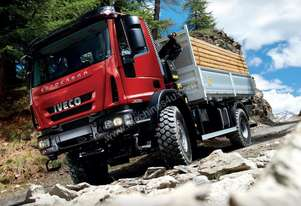 Iveco Eurocargo ML150 4x4 Sleeper Cab