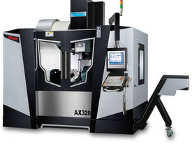 Pinnacle AX320 5 axis machining centre - picture0' - Click to enlarge