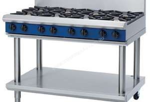 Blue Seal Evolution Series G518D-LS - 1200mm Gas Cooktop Leg Stand