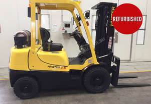 Hyster Counterbalance Forklift - 2.5T