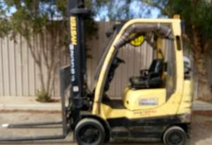 Hyster S50 LPG / Petrol Counterbalance Forklift