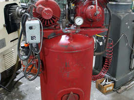 Servex Vertical Air Compressor - picture0' - Click to enlarge
