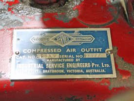 Servex Vertical Air Compressor - picture1' - Click to enlarge