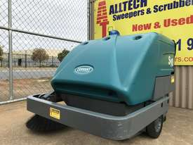 Tennant S10 Battery Powered Walk Behind Sweeper - picture0' - Click to enlarge