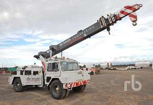 Linmac   AWD All Terrain Crane