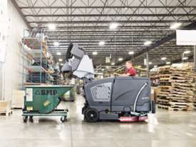 Nilfisk Combination Diesel Scrubber Dryer Sweeper CS7010  - picture1' - Click to enlarge