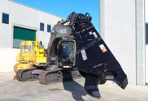 Zato excavator shear for 20-30 tonne