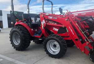 TYM 30hp With 4in1 Loader & Slasher