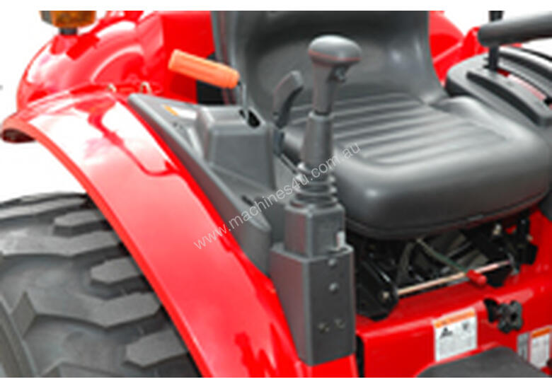 TYM 30hp With 4in1 Loader