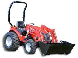 TYM T313-HST with 4in1 Front end Loader - 30hp Hydrostatic - picture1' - Click to enlarge