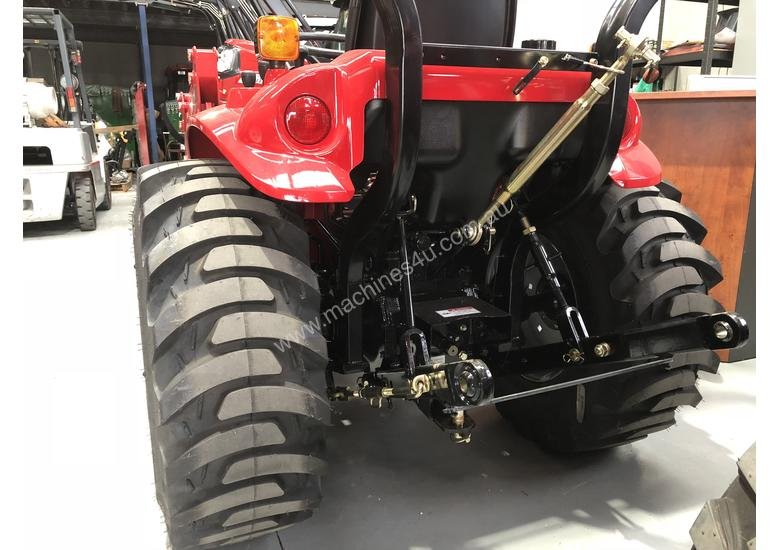TYM T313-HST with 4in1 Front end Loader - 30hp Hydrostatic