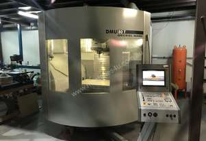 DECKEL MAHO Vertical Machining Centre, model DMU-80