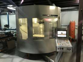 DECKEL MAHO Vertical Machining Centre, model DMU-80  - picture0' - Click to enlarge