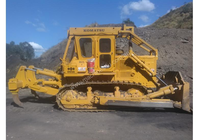 Bulldozers For Sale >> D85a Dozer For Sale