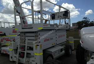 M4069 12M Electric Scissor Lift