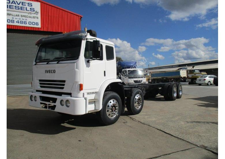 2007 Iveco Acco 2350G Table / Tray Top