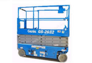 NEW GENIE 26FT ELECTRIC SCISSOR LIFT