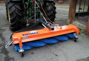 Tuchel Eco Road Sweeper for Forklifts and Excavators