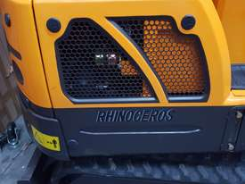 Mini excavator New model rhino xno8   with all attachments  - picture10' - Click to enlarge