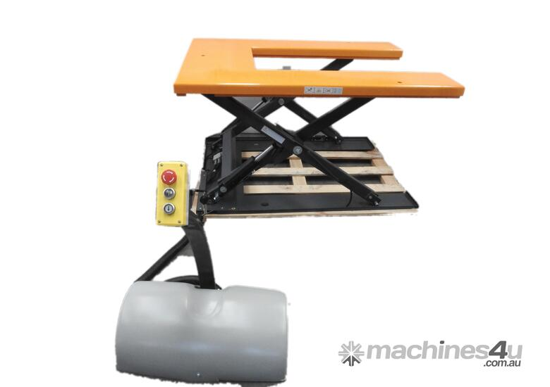 Strange Low Profile Electric Scissor Table Lifter Download Free Architecture Designs Crovemadebymaigaardcom