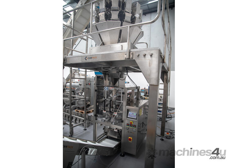 520 VFFS Bag Packing Machine - 2 new units available!
