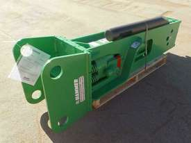 Unused 2018 Hammer BRH501 Hydraulic Breaker - picture2' - Click to enlarge