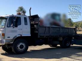 Mitsubishi Fighter Tipper 270hp, Call EMUS.. - picture2' - Click to enlarge