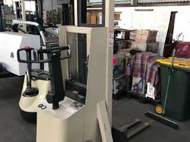 Crown 20MT130A Walkie Stacker - picture1' - Click to enlarge