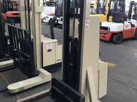 Crown 20MT130A Walkie Stacker - picture0' - Click to enlarge