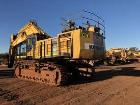Komatsu PC1250-7 Excavator - picture11' - Click to enlarge