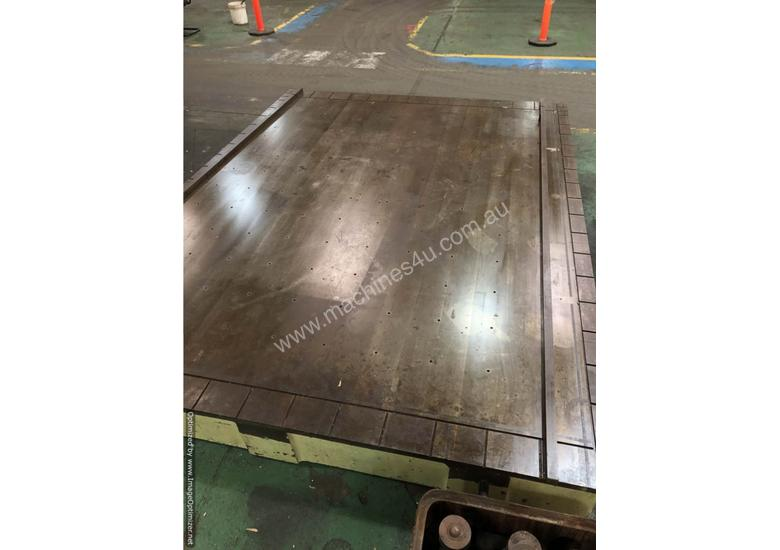 Surface Tables and Mark Out Table