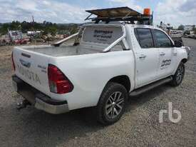 TOYOTA HILUX Ute - picture2' - Click to enlarge