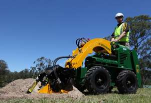 KANGA DW825 8 SERIES WHEEL MINI LOADER